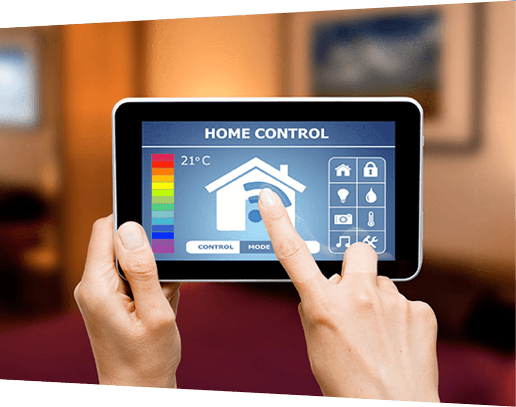 home automation Montmorency
